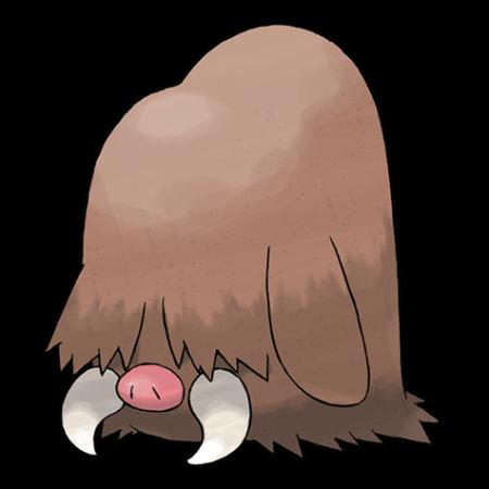 Piloswine Pokemon Go