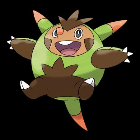 Quilladin Pokemon Go
