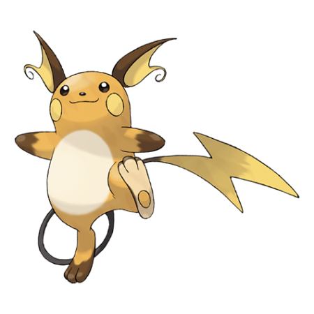 Raichu Pokemon Go