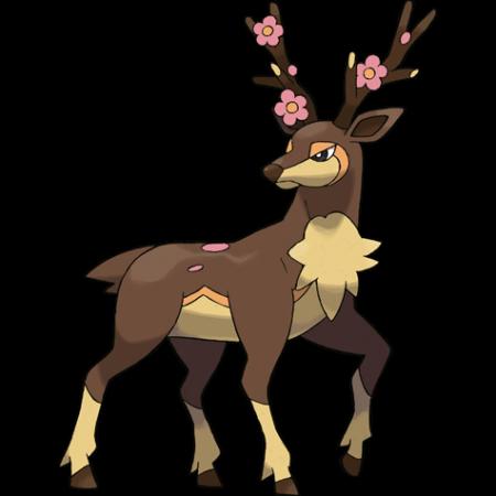 Sawsbuck Pokemon Go