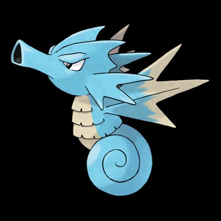 Seadra Pokemon Go