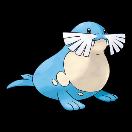 Sealeo Pokemon Go