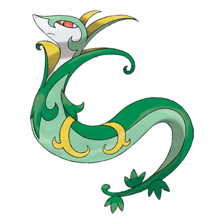 Serperior Pokemon Go