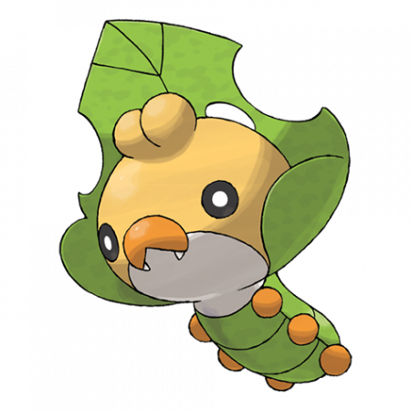 Sewaddle Pokemon Go