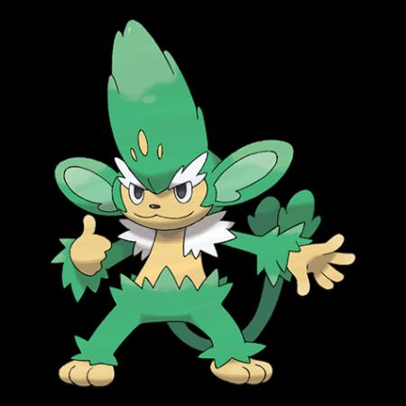 Simisage Pokemon Go