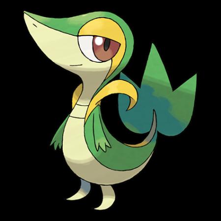 Snivy Pokemon Go