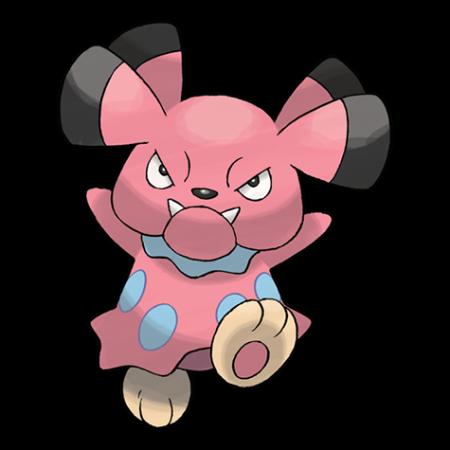 Snubbull Pokemon Go