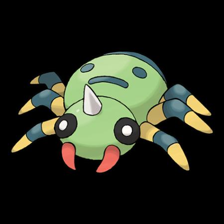 Spinarak Pokemon Go
