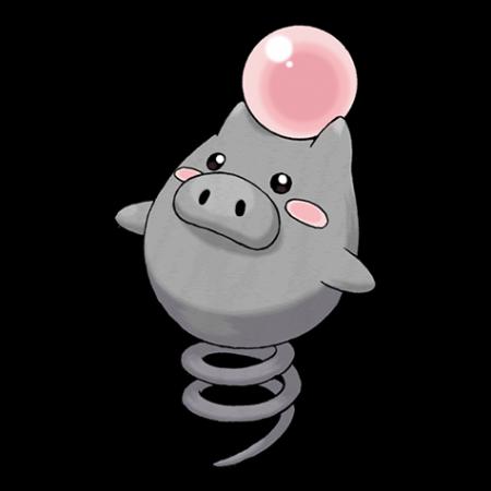 Spoink Pokemon Go