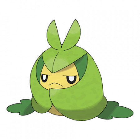 Swadloon Pokemon Go