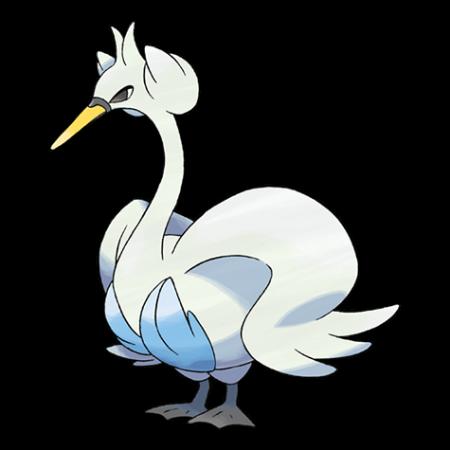 Swanna Pokemon Go