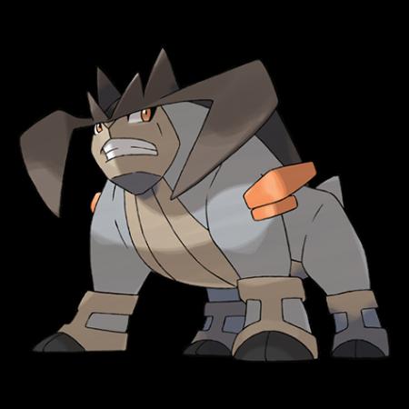 Terrakion Pokemon Go