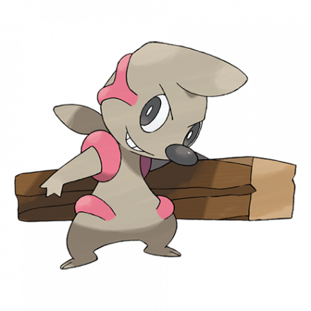 Timburr Pokemon Go