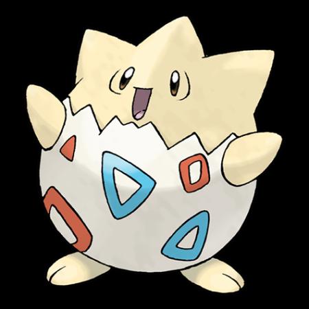 Togepi Pokemon Go