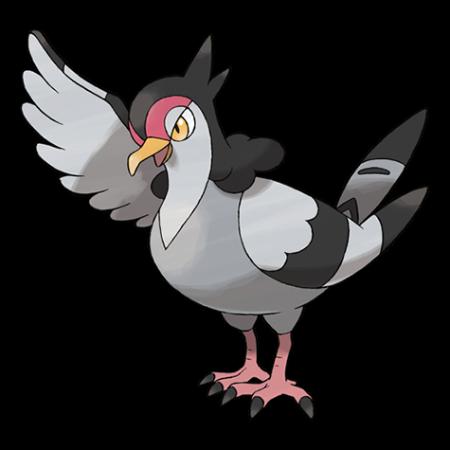 Tranquill Pokemon Go