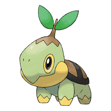 Turtwig Pokemon Go