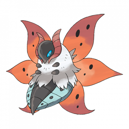 Volcarona Pokemon Go