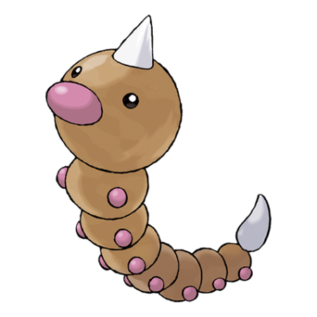 Weedle Pokemon Go