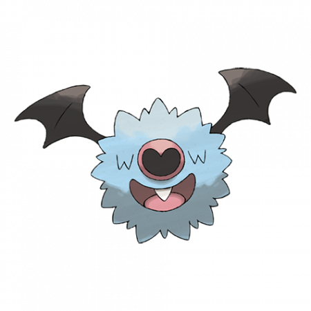 Woobat Pokemon Go