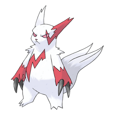 Zangoose Pokemon Go