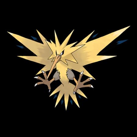 Zapdos Pokemon Go