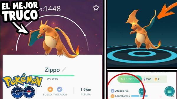 Cómo conseguir al Charmeleon más poderoso en Pokémon Go