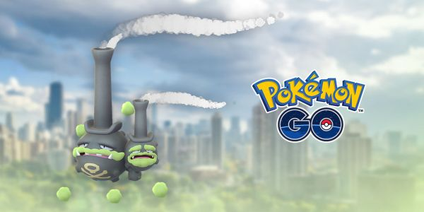 Weezing de Galar en Incursiones de nivel 4 en Pokemon Go