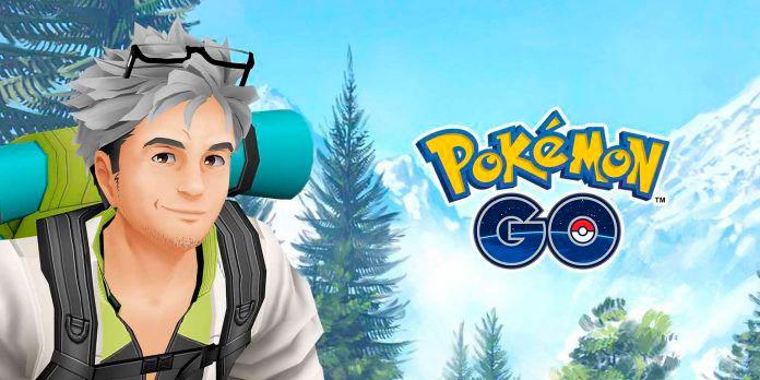 Investigaciones de Arranque Pokemon GO