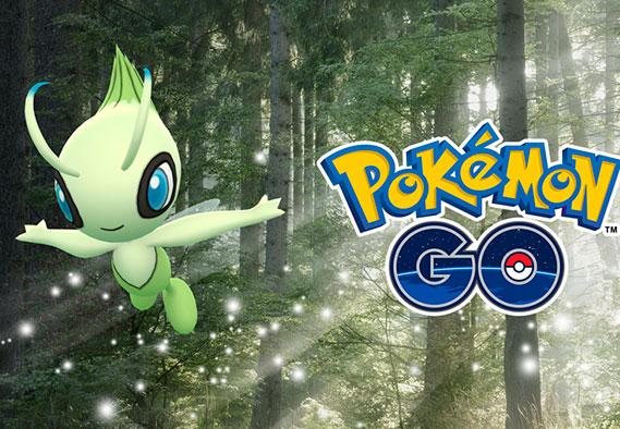 Mision de Investigacion Celebi Pokemon GO